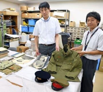 戦争遺品公的保管に限界も 遺族高齢化増える寄贈 北九州市の博物館1100点超