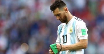 メッシ、年内の代表戦を全て欠場か…アルゼンチン代表でプレーせず?
