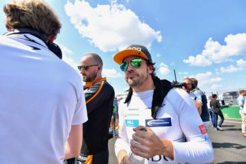 フェルナンド・アロンソが事実上のF1引退を発表。2019年はF1に参戦せず