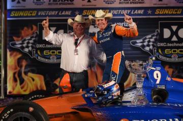インディカー現役最強ドライバーのディクソンがチップ・ガナッシ・レーシングと契約延長