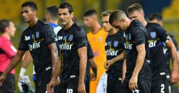 セリエA復帰のパルマ、コッパ・イタリアで3部相手に敗れ去る