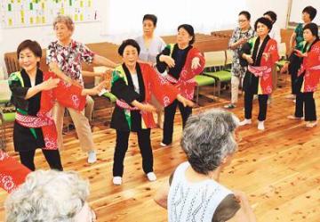 新音頭で地域盛り上げ 富山市若竹町、地区50周年迎え制作