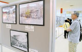 終戦の日に合わせ室蘭市内の戦跡を写真で紹介
