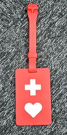 支援の必要性、一目で 県がヘルプマーク作製、来月から希望者に配布