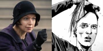 『ウォーキング・デッド』ポリアンナは新しい敵のリーダーを演じたかった!?ジェイディスの今後を語る