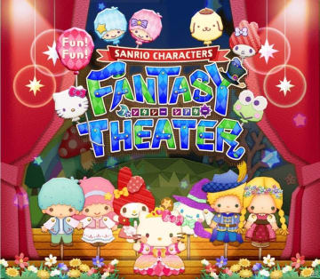 「Fun!Fun!ファンタジーシアター」画家衣装の「ウサハナ」とマジシャン衣装の「ハミングミント」が登場!