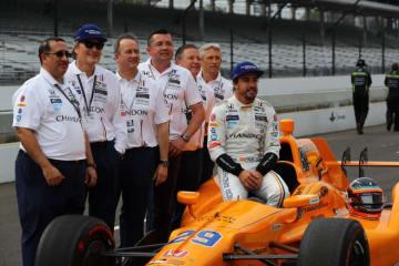 F1 Topic:アロンソは2019年にインディカー参戦か。マクラーレン離脱でホンダとのタッグに現実味