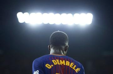バルセロナのデンベレ photo/Getty Images