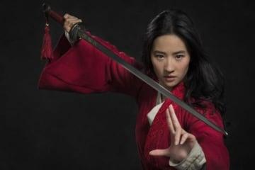 """ディズニー実写版「ムーラン」、女優リウ・イーフェイの""""戦士姿""""を初披露、2020年に全米公開―中国"""