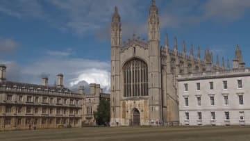 徐志摩を記念し中国庭園開設 英国ケンブリッジ大学