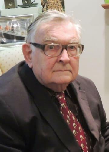 死去した元駐日英国大使のヒュー・コータッツィ氏