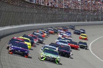 NASCAR:TOYOTA GAZOO Racing 2018年第23戦ミシガン レースレポート