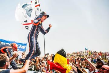 WRC:チャンピオン争いはヌービルとオジエによる実質上の一騎打ち。第8戦後ポイントランキング