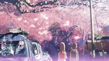 野外映画フェス「夜空と交差する森の映画祭」で上映 - (C) Makoto Shinkai / CoMix Wave Films