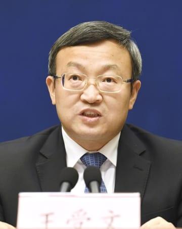 中国の王受文商務次官