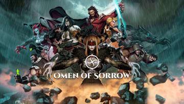 PS4人外ホラー格ゲー『Omen of Sorrow』海外発売日決定! 新たなゲームプレイトレイラーも披露