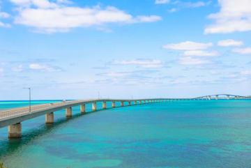 この橋を渡りたくて宮古島へ飛んだ!伊良部大橋・来間大橋・池間大橋の絶景 【宮古島旅行記11】