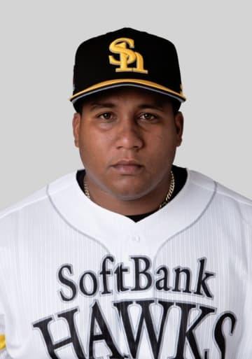 ソフトバンクのアルフレド・デスパイネ外野手