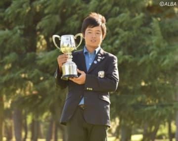 男子12歳〜14歳の部で優勝を果たした吉沢己咲(撮影:山代厚男)