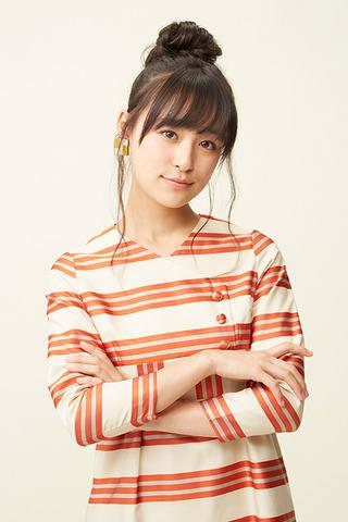 キャンペーンキャラクター「2018-19 WOWOWリーガール」に就任した鈴木美羽さん