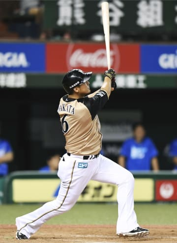 Nakata of the Nippon Ham Fighters   2018081704862