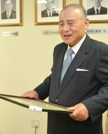 飯塚の医療機関に1億円 九大に5億円寄付の中本さん