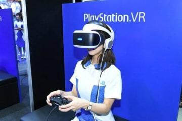 PS4用ヘッドマウントディスプレー「PSVR」