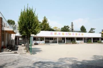 2019年度から「あゆみの教室」が開設される川尻幼稚園=熊本市南区