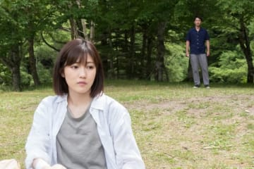 連続ドラマ「いつかこの雨がやむ日まで」第3話の一場面=東海テレビ提供