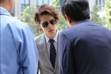 連続ドラマ「ヒモメン」第4話の一場面=テレビ朝日提供