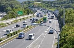 高速道路の料金割引実験始まる
