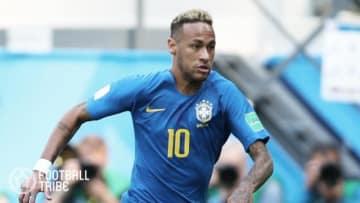 ブラジル、9月の親善試合メンバーでネイマールが順当に選出も