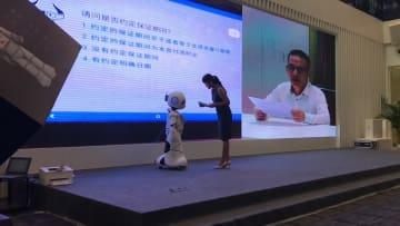 AIロボットが法律相談でベテラン弁護士に「完勝」