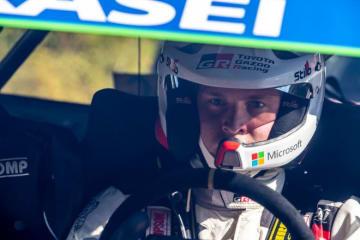 タナク「最初からいいリズムを感じ、思いきり攻められた」/WRC第9戦ドイチェランド デイ2後コメント