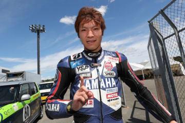 ヤマハ野左根が得意のもてぎで今季初ポール獲得。怪我の影響残る中須賀は2番手/全日本ロード第6戦予選