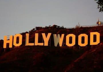 ハリウッドサイン(「Wikipedia」より)