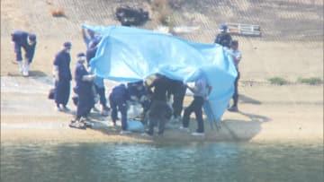 逮捕の男は現場に土地勘か ダムに20歳女性遺棄