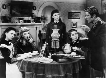 故ジューン・アリソンさん主演の1949年版『若草物語』 - Hulton Archive / Getty Images