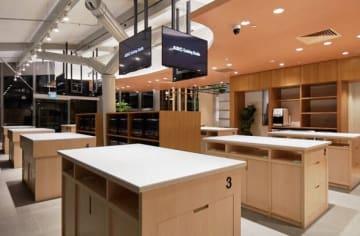 ABCクッキングスタジオが西部の商業施設内にオープンした国内2号店(同社提供)