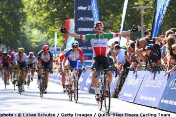 UCIワールドツアーのユーロアイズ・サイクラシックス・ハンブルクはイタリアチャンピオンのヴィヴィアーニが連覇