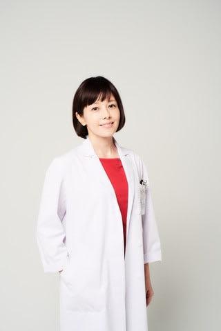 「科捜研の女」で榊マリコを演じる沢口靖子さん=テレビ朝日提供