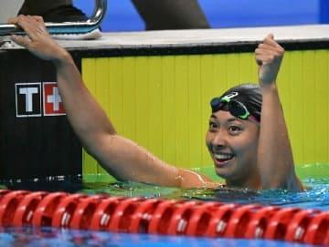 鈴木聡美が日本勢「金」1号 女子100メートル平 福岡・遠賀町出身/アジア大会