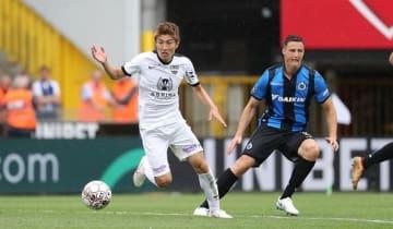 今季のリーグ戦初ゴールを挙げた豊川 photo/Getty Images