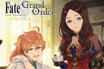 画集「Fate/Grand Order Memories I 概念礼装画集」本日発売!『FGO』では記念キャンペーンを実施