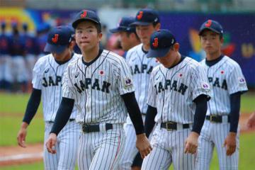 台湾に敗れたU-15日本代表【写真:Getty Images】