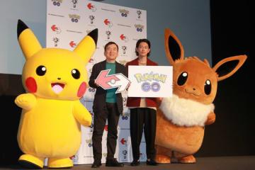 佐藤健さんがヘラクロスに大興奮!ガチプレイヤー目線でポケモン愛を語ってくれた『ポケモンGO』新CM発表会