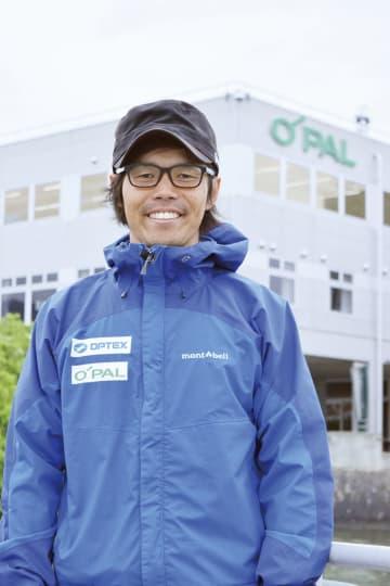 オーパルオプテックス株式会社 江口 貴彦 さん(36歳)