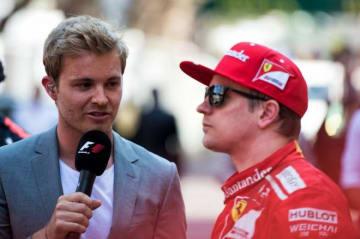 ライコネン「F1を引退してもロズベルグのようにマイクを持ってパドックに立つことはない」