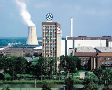VWドイツ本社工場
