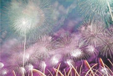 鶴岡の夏の夜空を彩った赤川花火大会